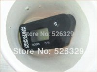 Wholesale Resettable LCD Wireless Vibration Hour Meter For snowmobile motocross ATV mower aerators stump grinders