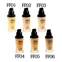 Wholesale 2016 Good Popfeel Liquid Concealer Foundation Flawless Finish Foundation New Arrivals Cosmetics Makeup Foundation VS NYX Foundation