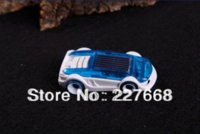 Wholesale 1pcs Solar car solar saline vehicle hybrid novelty children birthday gift toys gift toy toys for gifted children