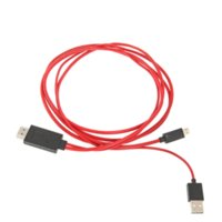 Wholesale 2M MHL Micro USB to P HDMI HDTV AV TV Cable Adapter for Samsung Galaxy S4