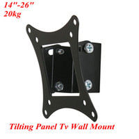 lcd tv parts - Accessories Parts TV Mounts Tilting Flat Panel TV Monitor Wall Mount LCD TV Mount LCD Mount Bracket