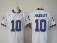 Wholesale Giants Manning Rush Jerseys Beckham Jr Giants Rush Jersey Broncos Cowboy Eagles colts ravens panthers Jersey