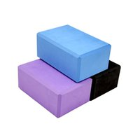 Wholesale High Quality Pilates Exercises Yoga Block Pilates Brick High Density Anti Skid EVA Foam Exercise Studio Fitness