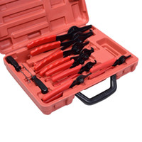 auto mechanic tool sets - 11pc SNAP RING PLIERS Set Mechanics Circlips Auto Tool Internal External Pliers