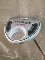 Wholesale Golf clubs Corza ghost tour putter inch With Steel shaft PC Golf Putter Right hand