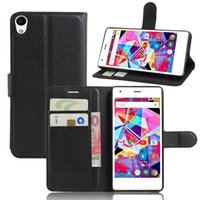 archos mobile - PU Wallet Case for Archos Diamond S inch Luxury Vertical Flip Leather Case Protective Cover for Archos Mobile Phone