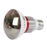 EazzyDV BC-785YM Mirror HD720P WiFi P2P Caméra réseau DVR avec 5 Watt ampoule chaude + capteurs d'alarme sans fil (en option)