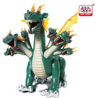 battery operated dinosaur toys - Cool Dinosaur Electronic Pet With Sound Light Simulation Of Walking Battery Operated Animal For Children Toy ABS Top Grade