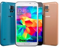 Wholesale Refurbished Original Samsung Galaxy S5 i9600 G900F G900V G900A G900T G900P Quad Core GB GB G LTE ATT T mobile USA EU Unlocked