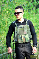 airsoft army gear - Airsoft Tactical Vest For Men Outdoor Camouflage Vest Paintball Combat protector Vest Tactical Gear vest colors