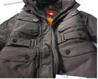 Wholesale Wellensteyn Man down jacket Waterproof and scratch proof thick men winter outdoor coats with hood detachable liner