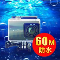 Wholesale The ant k sports camera waterproof shell Millet small ant second generation camera waterproof cover to protect shell diving accessories