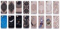 bear skin - For Galaxy Note7 Note S7 Edge A310 A510 J120 LG G5 Girl Cartoon Bear Smile Camouflage Flower Mandala Henna Soft TPU Case Wave Side Skins