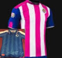 american football buy - DHL Mixed buy Queretaro Chivas Cougar American Club Verde Soccer Jersey Thai Quality Soccer Jersery Tops Football Shirts