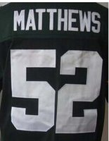 authentic white clay matthews jersey - Discounts Clay Matthews Jersey Football Jersey Best quality Authentic Jersey Size M XXXL Accept Mix Order