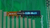 Wholesale inch OLED Display with x16 Resolution white on black pins Interface IIC Electronic cigarette bluetooth Recorder