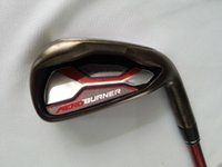 aero quality - brand new golf club authentic quality AERO burner irons set DHL freeshipping