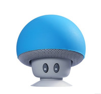 Cheap NEW Wireless Mini Bluetooth Speaker Portable Mushroom Waterproof Stereo Bluetooth Speaker for Mobile Phone iPhone Xiaomi Computer