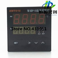 Wholesale XMT616 Intelligent PID temperature controller automatically adapt to the controlled object for incubators heating furnace