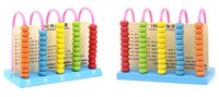 Wholesale bead toys early education for children arithmetic mathematics teaching aids elementary counter abacus calculation rack number