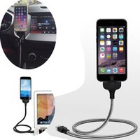 bendable phone - Free DHL Bendable Stand Micro USB Data Sync Charger Cable For S3 S4 S5 S7 S6Edge and Android Phone