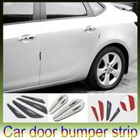 Wholesale Car door scuff sticker bumper strip For Suzuki grand vitara Suzuki sx4 Suzuki swift jimny car emblem