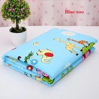 Wholesale one sheet with size of cm changing mats cover resuable waterproof diaper newborn changing table changing mat