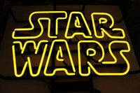 Wholesale Star Wars Glasss Neon Beer Signs Light New