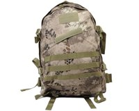 Wholesale USMC Day Tactical Military Molle Camel Pack Assault Hunting Backpack Bags Outdoor Sports Camping Hiking Climbing Bag Banshe Camo