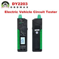 audi electric vehicle - New Arrival DY2203 Electric Vehicle Circuit Tester Capacity Tester
