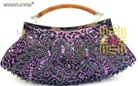ba beaded - Hand bag ba Bridesmaid bride wedding banquet beaded bag new female bag shoulder bag