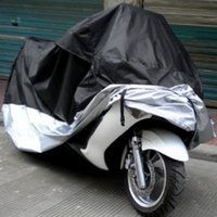 Wholesale Motorcycle Covering Waterproof Dustproof Cover Hood UV resistant For Heavy Racing Bike Cover