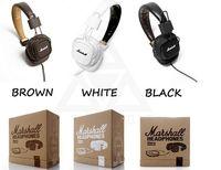 Cheap Marshall Major headphones Hifi Stereo Noise Cancelling Deep Bass DJ Hi-Fi Headphone HiFi Headset Professional DJ Monitor Headphone