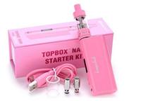 Precio de Evic joytech-Kang Topbox Nano arranque clon Kit Kangertech 60w TC Caja Mod Kit TOPTANK Nano 3,2 ml VS <b>JOYTECH Evic</b> VTC DHL Kit