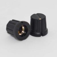 Wholesale 10pcs Mini shaft Guitar Effects Pedal Pointer Knob Shaft Set Screw
