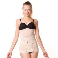 Wholesale Postpartum Recovery Belt set Abdomen Stomach Elastic pelvic Waist Cinchers Body Shaper Slimming Waist Trainer Belly Band Shapewear in1