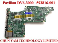 Wholesale Original Laptop motherboard for HP Pavilion DV6 DV6 Series Notebook PC system board Tested Days Warranty