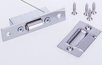 Wholesale Stainless steel door bead KTV dedicated touch bead wooden door DingZhu invisible secret door door hardware accessories