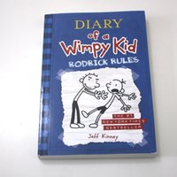 Wholesale hot diary of a wimpy kid book from ap5566 for kids