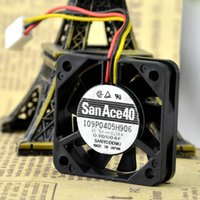 sanyo - FOR SANYO DENKI SAN ACE CM Double ball bearing silence V A P0405H906 cooling fan
