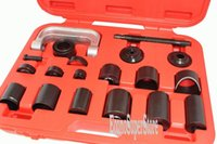 ball joint socket - 21PC C PRESS TRUCK CAR REMOVER INSTALLER BALL JOINT Forcing screw Hydraulic DELUXE SET SERVICE KIT