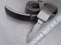 leather tool belts - Waistband Knife Leather Belt Knife Self Defense Tool Outdoor Survival Gear