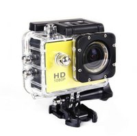 action shipping - SJ4000 freestyle inch LCD P Full HD HDMI action camera meters waterproof DV camera sports helmet SJcam