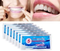 whitening tooth paste - 56 Strips Pouch Box Bright White D Whitestrips Professional Effects Oral Hygiene Tooth White Pad Paste Whitening Teeth Strips hp