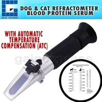 animal clinic - RHC ATC Clinic Clinical Pet Animal Dog and Cat Refractometer RHC ATC Blood Protein Serum Urine Plasma