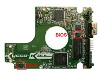 Wholesale HDD PCB logic board REV A P1 for WD USB hard drive repair data recovery