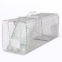 animal cage traps - Humane Animal Trap quot x12 quot x12 quot Cage Rabbit Cat Live