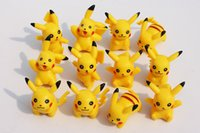 Wholesale Pocket Monsters Pikachu figures Umbreon Espeon Glaceon Vaporeon PVC toy figure Toys cm Soft Stuffed Anime Cartoon Dolls