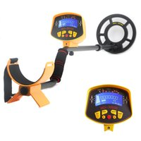 Wholesale High Sensitivity Underground Gold Detector Metal Detector Treasure Hunter MD II for