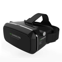Wholesale New Google Cardboard VR BOX Pro Version VR Virtual Reality D Glasses Smart Bluetooth Wireless Mouse Remote Control Gamepad